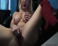 Mature Blonde Squirts - scene 5