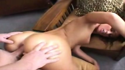 Jewish Naomi Loves Anal Sex - scene 1