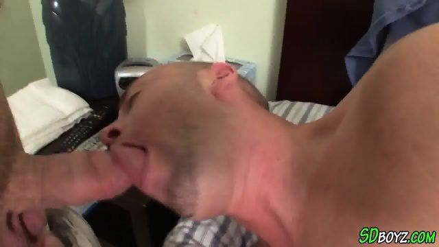 Amateur bareback creaming