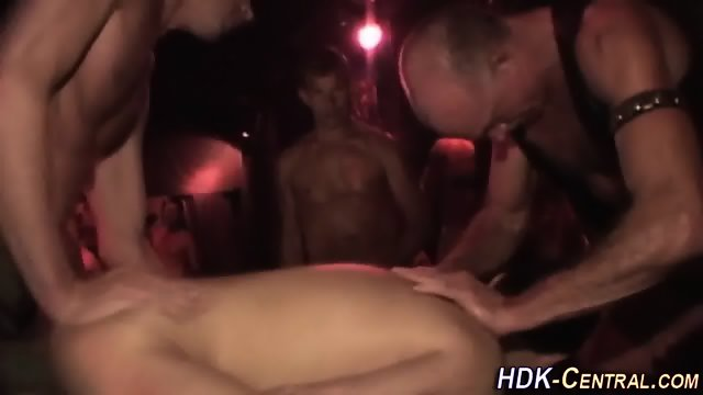 Fetish group raw fuck