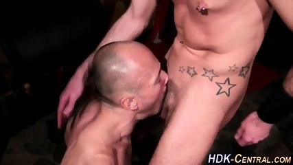 Rimmed ass fucked raw