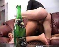 (no sound) Drunk Russian Girl - Juman - scene 9