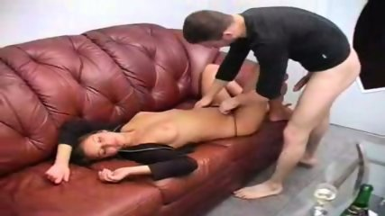 (no sound) Drunk Russian Girl - Juman - scene 5