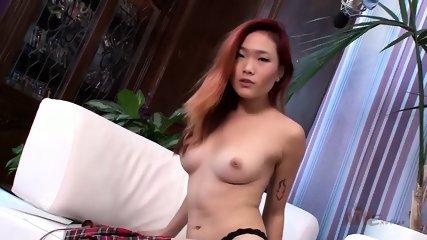 Asian Girl Masturbates - scene 2