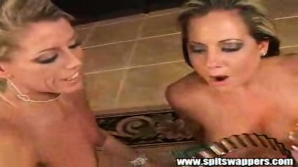 Spit Swappers - Chelsea Zinn And Sophia - scene 11
