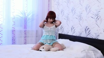Hairy Mommy With Stockings - scene 2