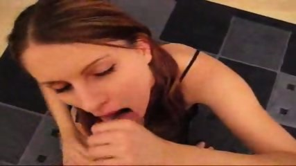 Cutie Gets Facial - scene 10