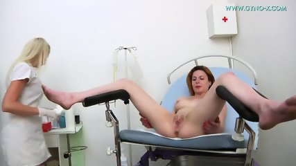 Masturbation By Male Doctor Porn - Redhead Needs Sexy Doctor's Help