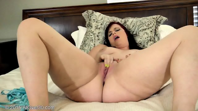 Mature Brunette And Her Vagina