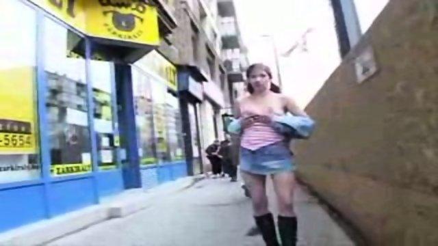 Public nudity extrem 4