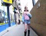 Public nudity extrem 4 - scene 5