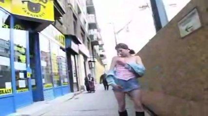 Public nudity extrem 4 - scene 7
