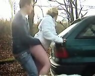 Nice Parkinglot Fuck - scene 10