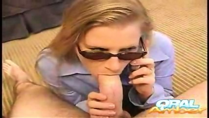 Oral Amber - Business Lunch - scene 2