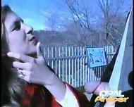 Oral Amber - Park BJ - scene 4