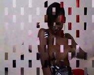 Natassia Nasty girl video - scene 11