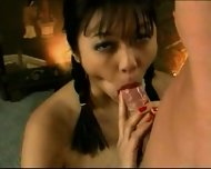 Incredible wet blowjob - scene 10