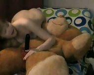 A Very Happy Teddybear - scene 1