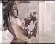 Mindy Vega Latina Slut dancing - scene 11
