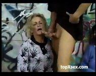 Dirty Punkfuck under the bridge - scene 12