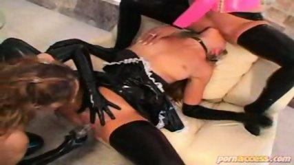 Latex Lesbians - scene 6