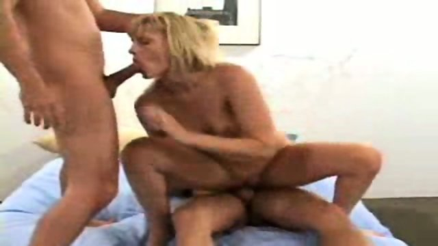 Daryll - Blonde milf woman hot fucking pt6