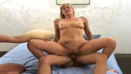Daryll - Blonde milf woman hot fucking pt6 - scene 6