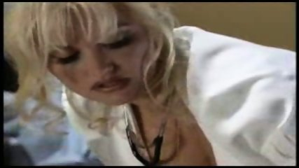 Nurse takes a semen sample - scene 5