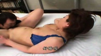 Tsuyako Kano mother seduces son - scene 5