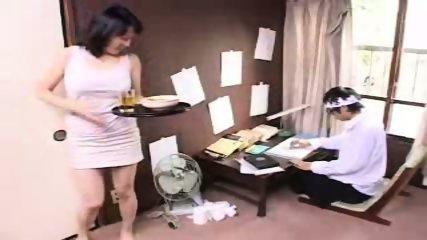 Japanese milf 1 - scene 2