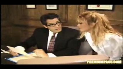 on the principals desk - scene 2