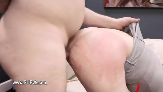 BDSM sex in analland with slut penetrated extremely
