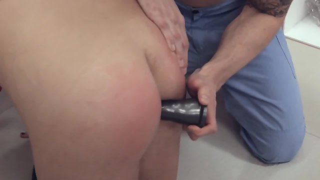 Ropes and hardcore anal havingsex with dildos - scene 1