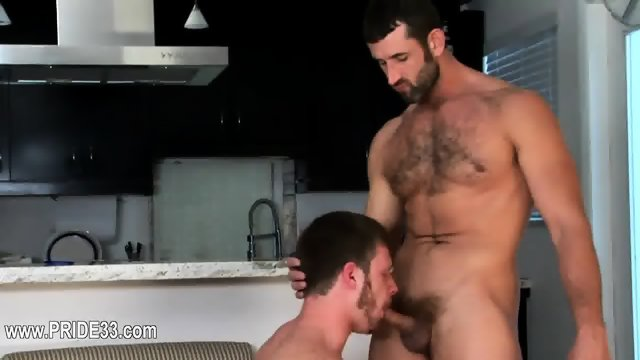 dick deeply inserted in his tight anal