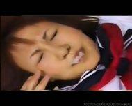 Japan schoolgirls actions - scene 9
