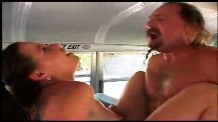 Schoolbus girl - Drew - scene 10