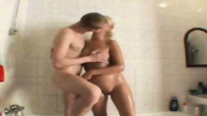 Homemade - Blond fucked in the shower - scene 1
