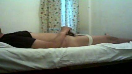 me masturbating - scene 8