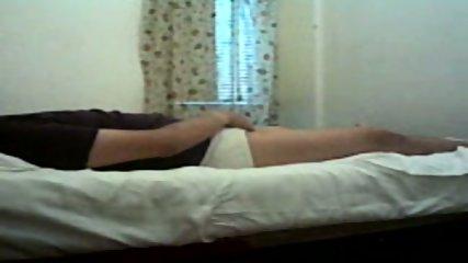 me masturbating - scene 1