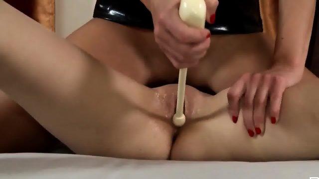 Maid sex on slut load