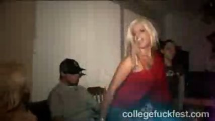 Blonde babe in bikini gets screwed hard - scene 2