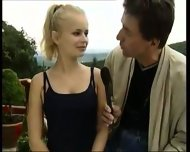 Young Debutant - scene 1