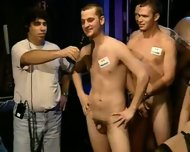 Howard Stern 1st Annual Small Penis Contest UNCUT - scene 4