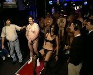 Howard Stern 1st Annual Small Penis Contest UNCUT - scene 7