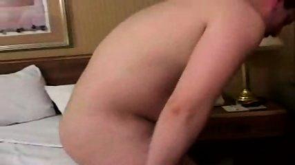 Britney Skye fucks fat 25 yo virgin - scene 9