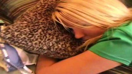 blonde on sofa - scene 10