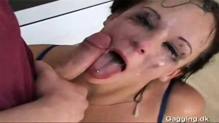 Danish Lucy Gagging - scene 12