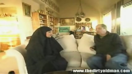 Arab Mya - The Dirty Old Man - scene 1