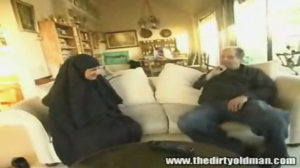 Arab Mya - The Dirty Old Man - scene 2