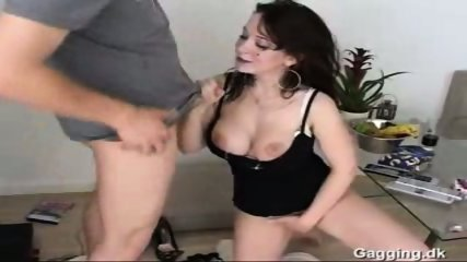 Danish Jade Gagging - scene 11